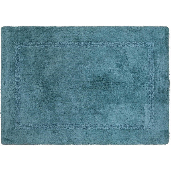 Cotton Reversible Washable Bath Mat - FLJ CORPORATIONS
