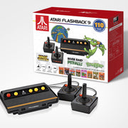 Atari Flashback 9, HDMI Game Consoles, 110 Games, Wired Joystick Controllers, Black,AR3050,818858029636 - FLJ CORPORATIONS