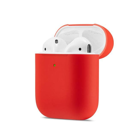Case For AirPods Magnetic Headphone Case Soft