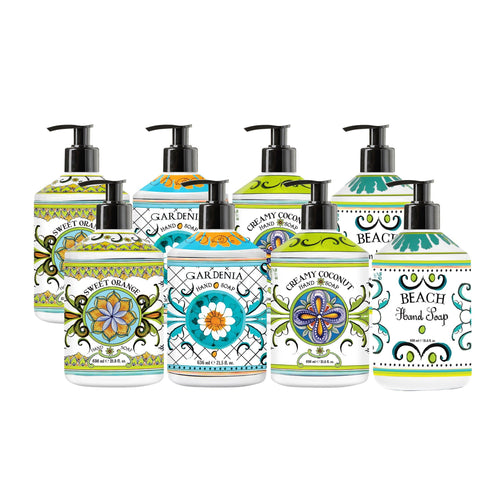 Home and Body La Tasse Hand Soap, 8-pack - FLJ CORPORATIONS