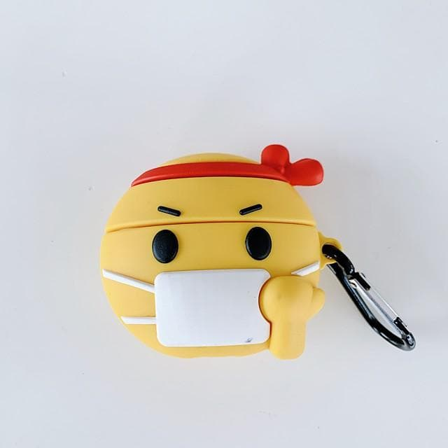 Case For AirPods Pro Cute Headphone Case Hard - FLJ CORPORATIONS