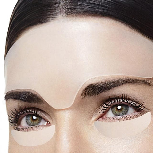 Silicone Forehead Stickers Patch Anti-Wrinkle Forehead Frown Lines Removal Face Repairing Anti-aging Forehead - FLJ CORPORATIONS