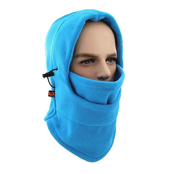 Pollution Protection Mask Thermal / Warm Windproof Fleece Lining Moisture Wicking Soft Bike / Cycling Violet Dark Pink Red Fleece Polyester Winter for Men's Women's Adults' Outdoor Exercise Downhill - FLJ CORPORATIONS