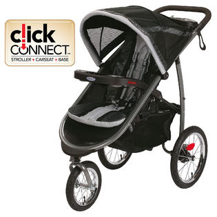 Graco Fast Action Jogger Stroller Click Connect