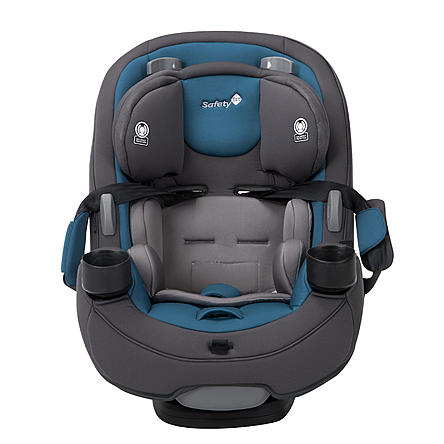 Safety 1st Grow and Go 3-in-1 Convertible Car Seat - Blue Coral