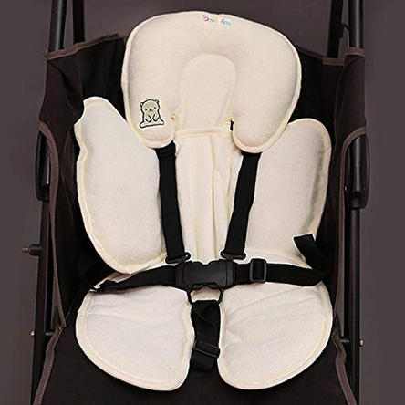 Spv77EN Head and Body Support Pillow for Car Seats and Strollers for Infant Toddler