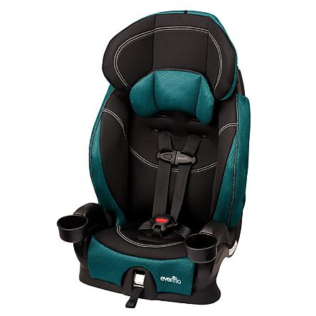 Evenflo Chase LX Harness Booster Car Seat Jubilee