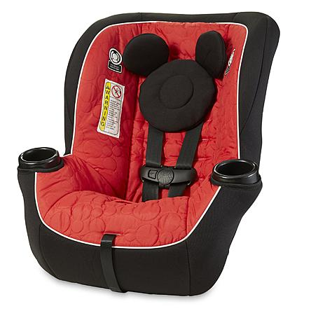 Disney Baby Apt 50 Convertible Car Seat - Mickey Mouse