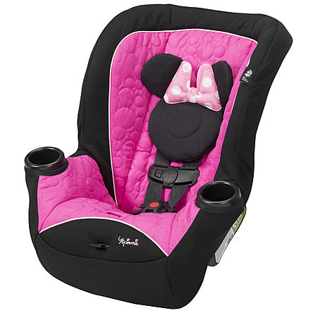Disney  Baby Apt 50 Convertible Car Seat, Minnie