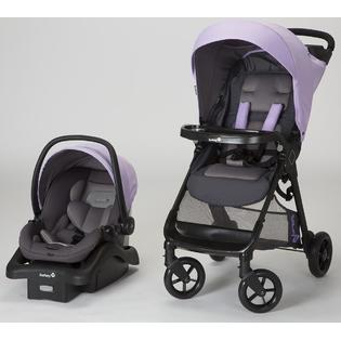 Safety 1st Smooth Ride Travel System - Wisteria Lane