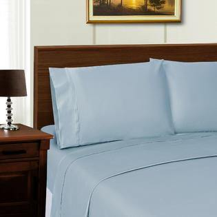 Blue Nile Mills Ultra-Soft 1000 Thread Count Tencel Sheet Set