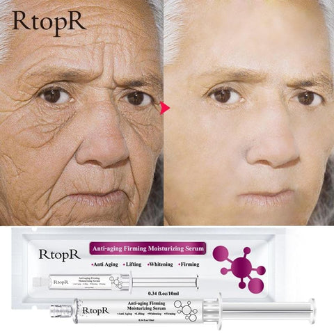 RtopR 35g Natural Olive Peptide Firming Anti-Wrinkle Cream face moisturizer - FLJ CORPORATIONS