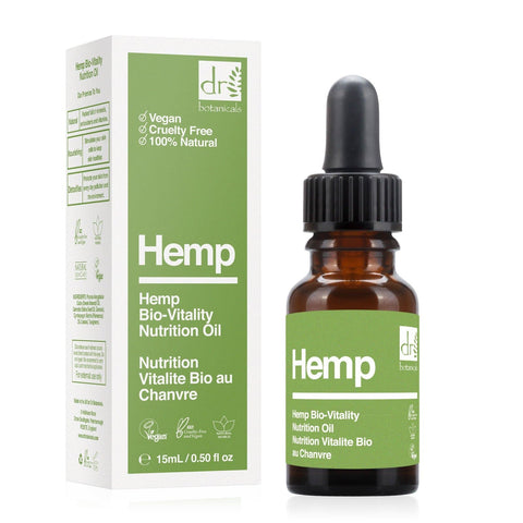 Hemp Bio-Vitality Nutrition Oil 15ml - FLJ CORPORATIONS