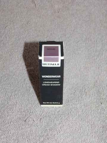 Ultima II Wonderwear Longwearing CREAM SHADOW Eyeshadow Silky Shimmer .2 oz New - FLJ CORPORATIONS