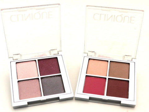 Clinique All About Shadow Quad Palette - Travel Size - 0.7oz/2.2g - FLJ CORPORATIONS
