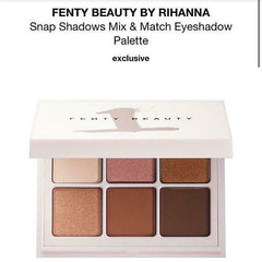 FENTY BEAUTY BY RIHANNA Snap Shadows Mix & Match Eyeshadow Palette Unboxed - FLJ CORPORATIONS