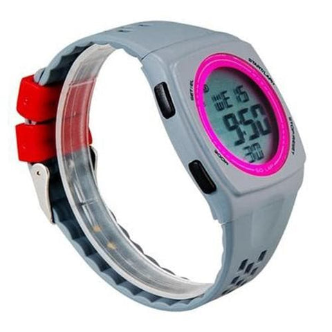 SHORS 798 Unisex LED Digital Watch with Silicone Strap M. - GreyOriginal text