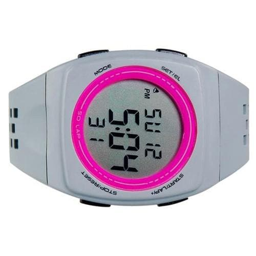 SHORS 798 Unisex LED Digital Watch with Silicone Strap M. - GreyOriginal text - FLJ CORPORATIONS