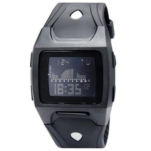 SHORS SH-777 30 m Water Resistant LED Watch M. - Black