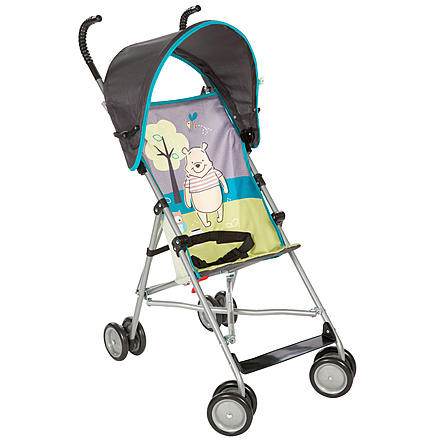 Disney Pooh Umbrella Stroller with Canopy - FLJ CORPORATIONS