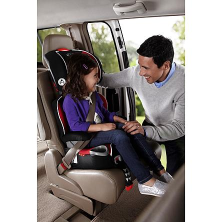 Graco AFFIX Highback Booster Car Seat with Latch System  in Atomic
