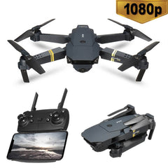 drone 4k HD wide angle camera wifi fpv drone height keeping - FLJ CORPORATIONS