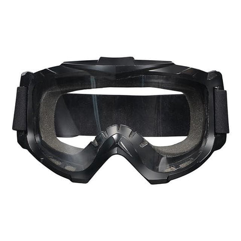 CTR Concealer Clear Anti-Fog Dual Mold Safety Goggle Travel Cycling Glasses - FLJ CORPORATIONS