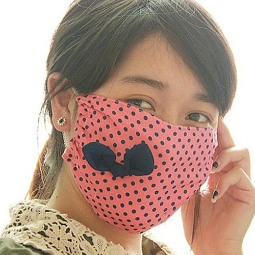 Lace Muffle Mask Ultraviolet Proof Dustproof - FLJ CORPORATIONS