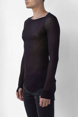 BEAU AIR LONG SLEEVE - NIGHT