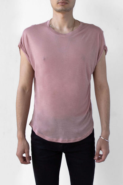 BEAU AIR T-SHIRT - ROSE