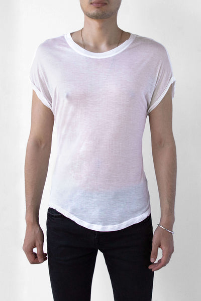 BEAU AIR T-SHIRT - CLOUD