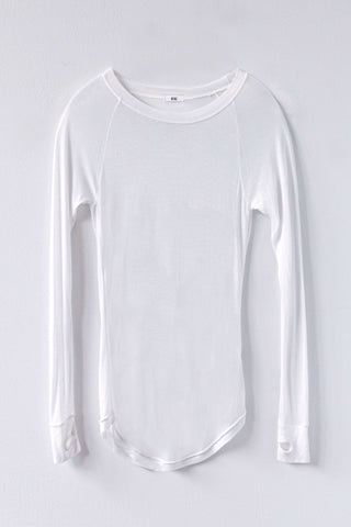 BEAU AIR LONG SLEEVE - CLOUD