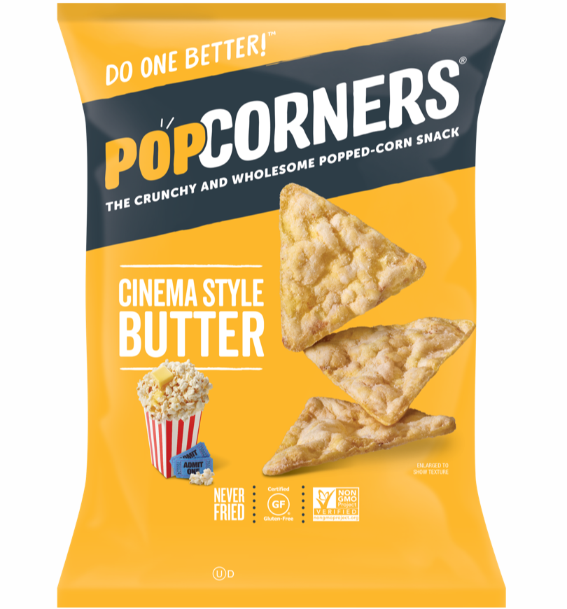 Cinema Style Butter