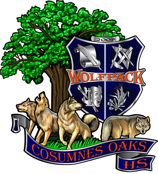 Cosumnes Oaks High School 2021 Ceremony