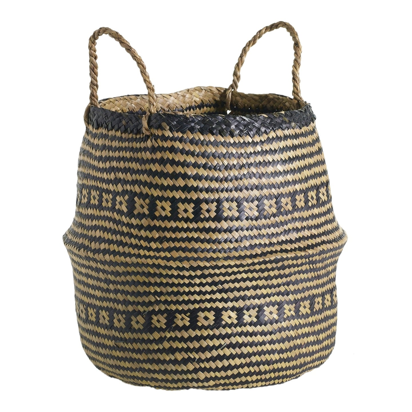 Benni Natural Fiber Basket Medium