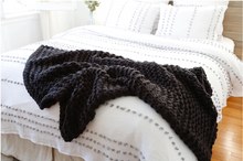 Load image into Gallery viewer, Bryn Oversized Throw Blanket