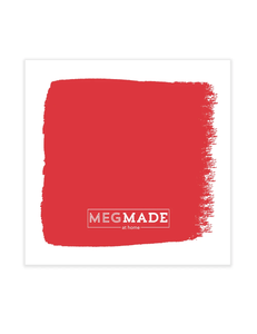 FLYER RED - MEGMADE FURNITURE PAINT