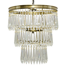 Load image into Gallery viewer, Venice Antique Brass Luxury Chandelier