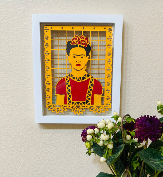Frida Papel Picado