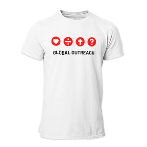 Global Outreach 2020 Adult T-Shirt