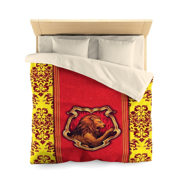 Microfiber Duvet Cover Harry Potter  Gryffindor