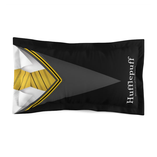 Microfiber Pillow Sham Hufflepuff Harry Potter