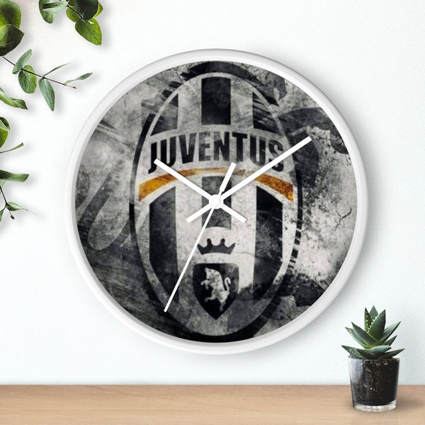 Wall clock juventus