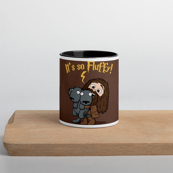 Mug with Color Inside Harry Potter Hagrid tazza