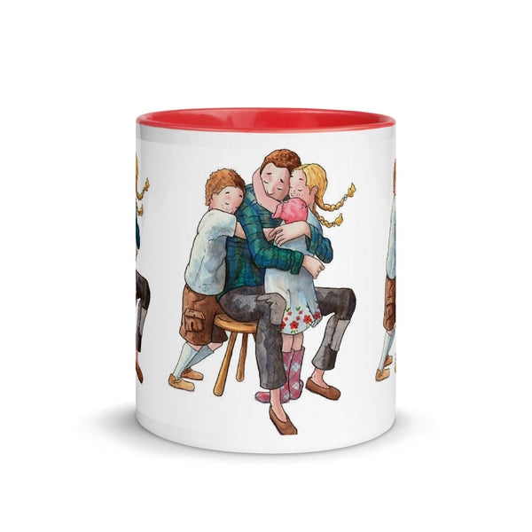 Mug with Color Inside Dan & Children