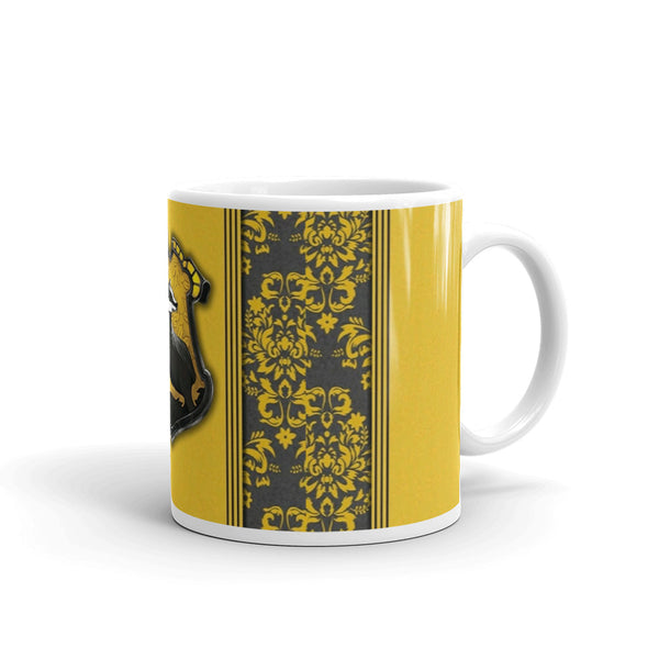 Mug tazza Harry Potter Tassorosso Huffle