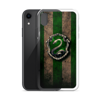 iPhone Case Harry Potter serpeverde slyterin
