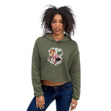 Crop Hoodie Harry Potter