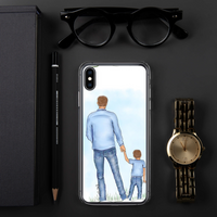 iPhone Case dad & Son