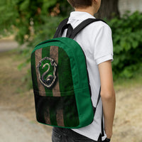 Backpack zaino Serpeverde Slyterin